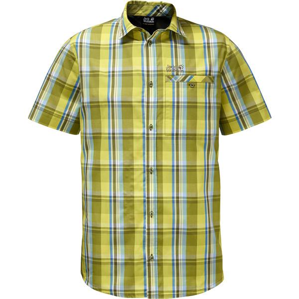 Jack Wolfskin FAIRFORD SHIRT Männer - Outdoor Hemd
