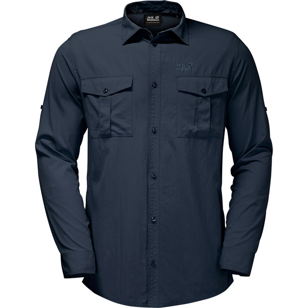 Jack Wolfskin ATACAMA ROLL-UP SHIRT Männer - Outdoor Hemd
