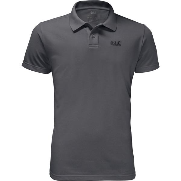 Jack Wolfskin Pique Polo Männer - T-Shirt