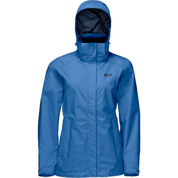 Jack Wolfskin Seven Lakes Jacket Frauen - Regenjacke