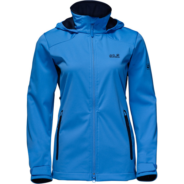 Jack Wolfskin Cusco Valley Frauen - Softshelljacke