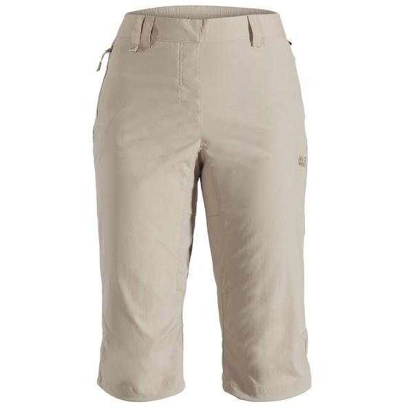 Jack Wolfskin Activate Light 3/4 Pants Frauen - Softshellhose