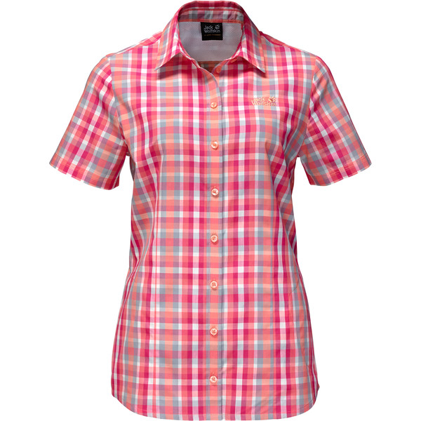 Jack Wolfskin Fairford Shirt Frauen - Outdoor Bluse