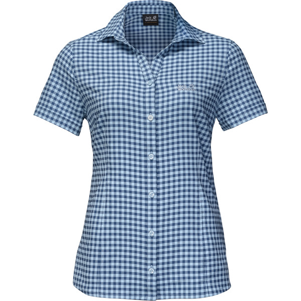 Jack Wolfskin Kepler Shirt Wo Frauen - Outdoor Bluse