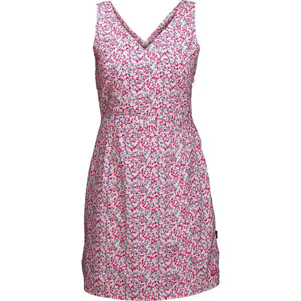 Jack Wolfskin Wahia Millefleur Dress Frauen - Kleid