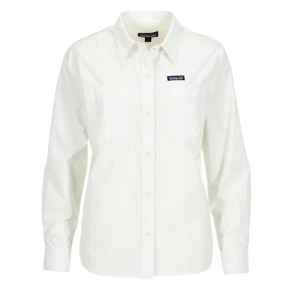 Patagonia L/S Anchor Bay Shirt Frauen - Outdoor Bluse
