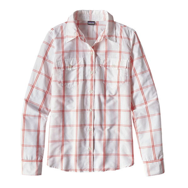 Patagonia L/S Overcast Frauen - Outdoor Bluse