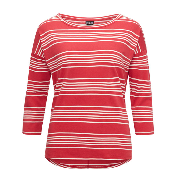 Patagonia Shallow Seas 3/4 Sleeved Top Frauen - Langarmshirt