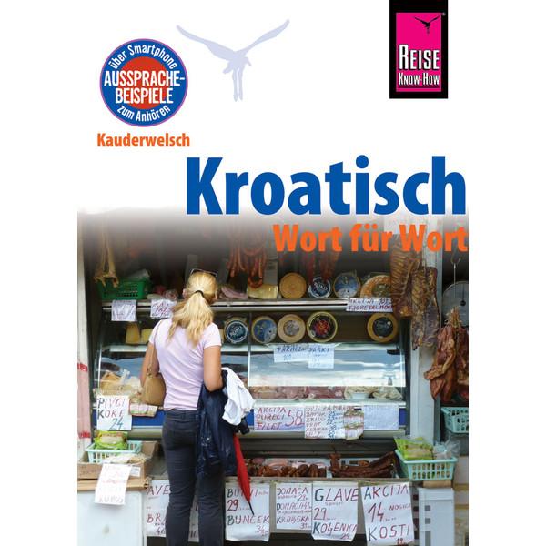 RKH Kauderwelsch Kroatisch