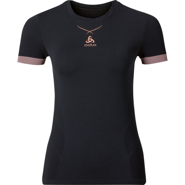 Ceramicool seamless Shirt S/S crew neck