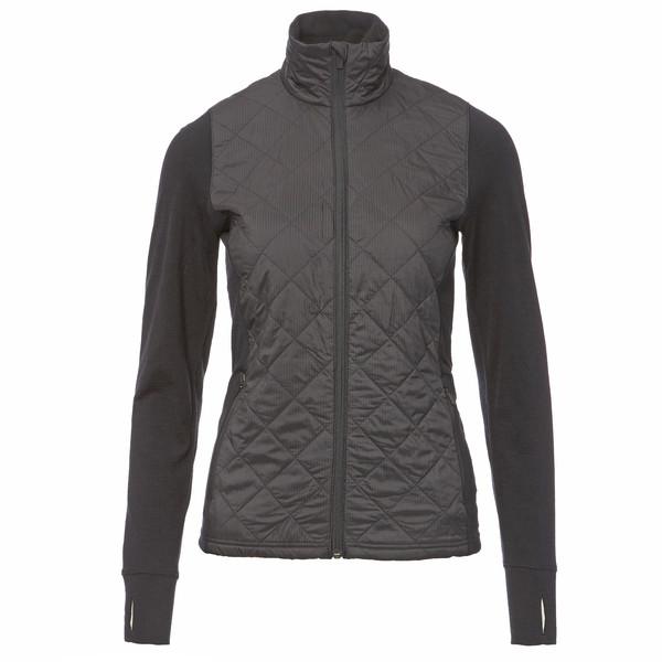 Icebreaker Ellipse Jacket Frauen - Wolljacke