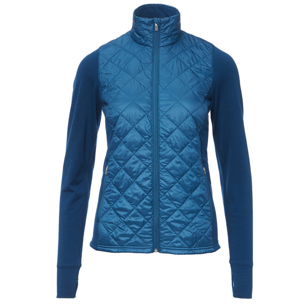 Icebreaker Ellipse Jacket Frauen - Wolljacke