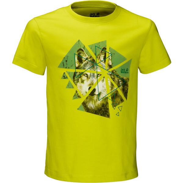 Jack Wolfskin Wolf Tee Kinder - T-Shirt