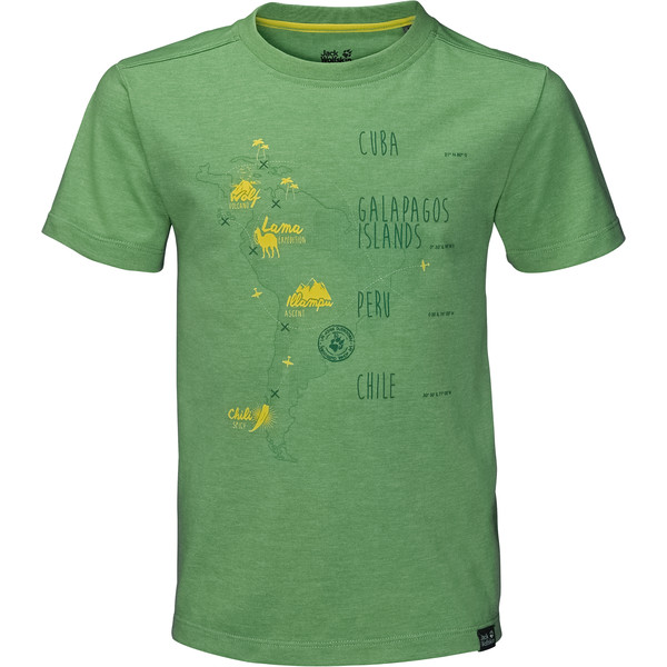 Jack Wolfskin Journey Kinder - T-Shirt