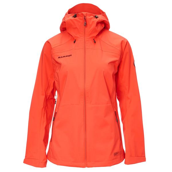 Mammut Keiko HS Hooded Jacket Frauen - Regenjacke