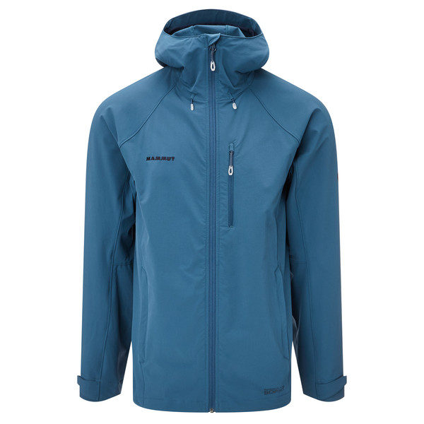 Mammut Runbold Trail SO Hooded Jack Männer - Softshelljacke
