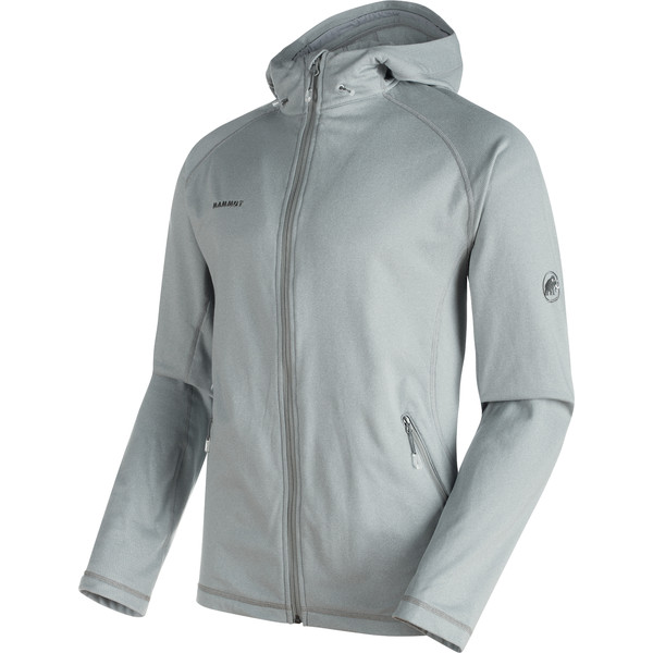 Mammut Runbold ML Hooded Jacket Männer - Fleecejacke