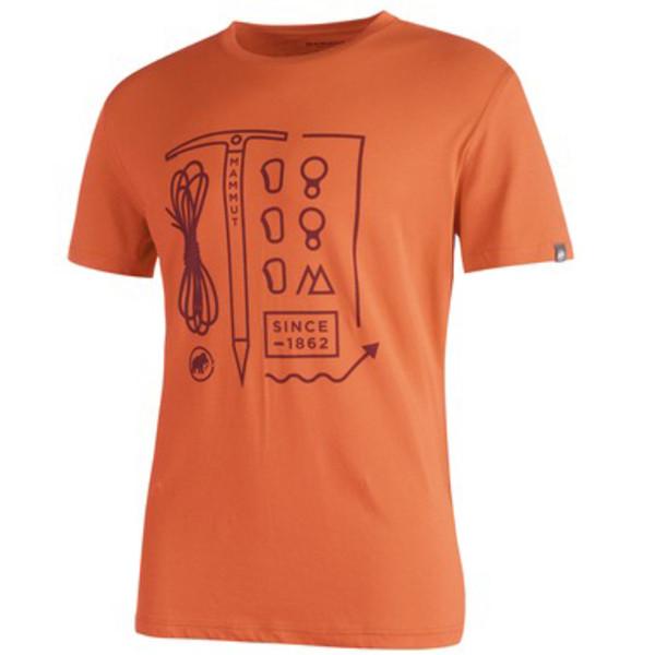 Mammut Sloper T-Shirt Männer - T-Shirt