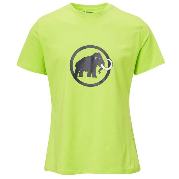 Mammut Mammut Logo T-Shirt Männer - T-Shirt