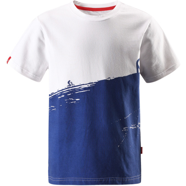 Reima Horisontti T-Shirt Kinder - T-Shirt