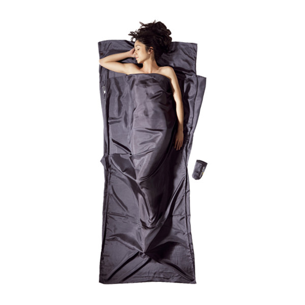 Cocoon Travelsheet Silk Insect Shield - Schlafsack Inlett