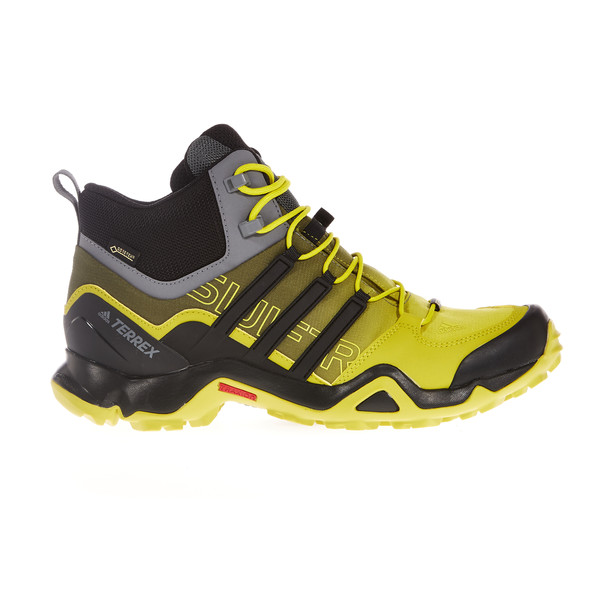 on feet shots of incredible prices latest Adidas TERREX SWIFT R MID GTX Hikingstiefel