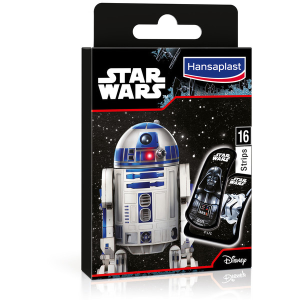 Hansaplast Kids Star Wars Kinder - Pflaster