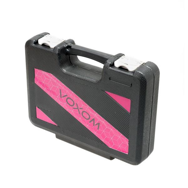 Voxom VOXOM WERKZEUGSET WK1 SCHWARZ, 22-TEILIG Unisex - Fahrradwerkzeug