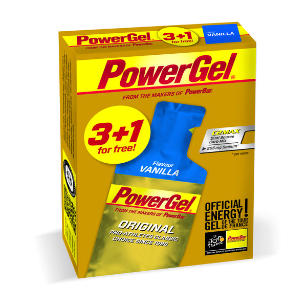 Promotionpaket Powergel 3+1