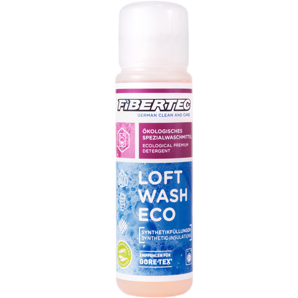 Fibertec Loft Wash Eco - Waschmittel