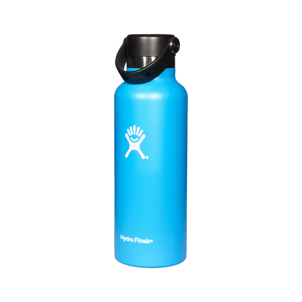 Hydro Flask 18 OZ STANDARD MOUTH WITH STANDARD FLEX CAP PACIFIC - Trinkflasche