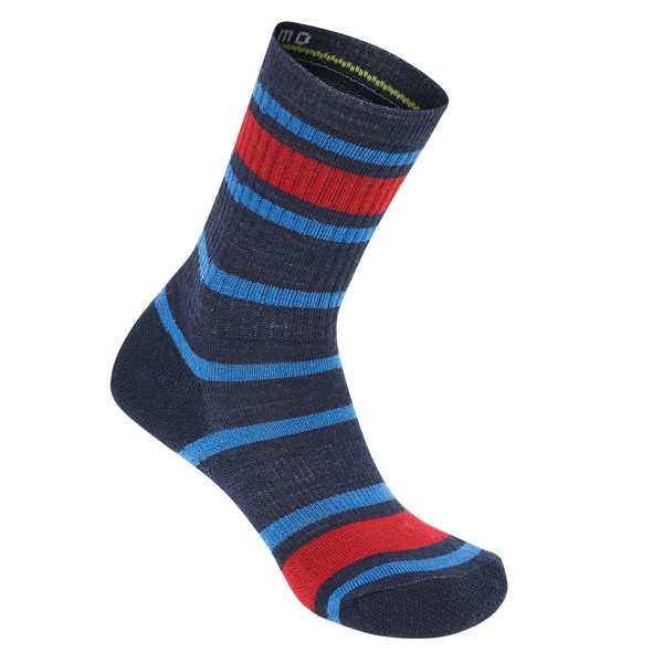 Smartwool HIKE STRIPE LIGHT CREW Kinder - Wandersocken