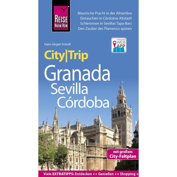 RKH CityTrip Granada, Sevilla, Córdoba