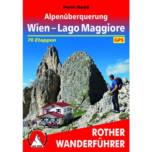 Alpenüberquerung Wien - Laggo Maggiore