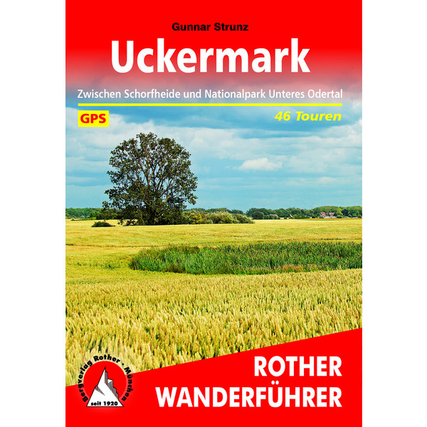 BVR UCKERMARK - Wanderführer