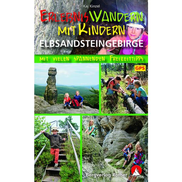Wandern mit Kindern Elbsandsteingebirge Kinder