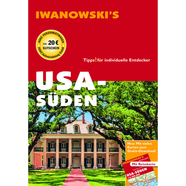 Iwanowski USA-Süden