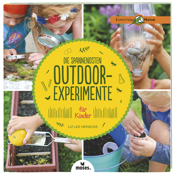Outdoor-Experimente für Kinder