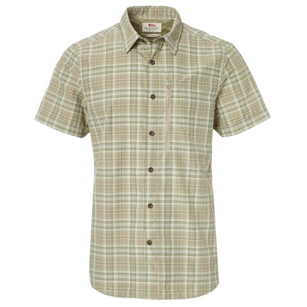 Fjällräven Abisko Hike Shirt SS Männer - Outdoor Hemd