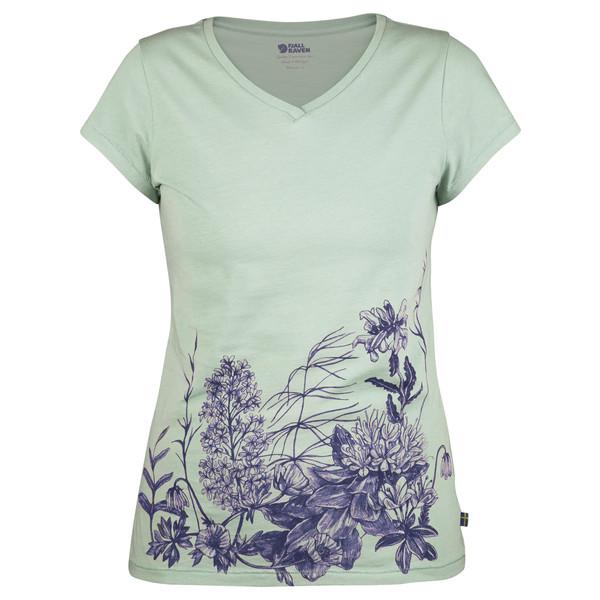 Fjällräven MEADOW T-SHIRT W Frauen - T-Shirt