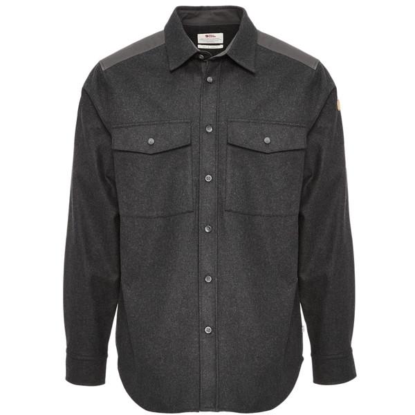 Övik Re-Wool Shirt L/S