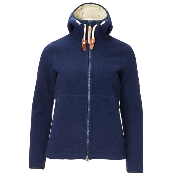 Fjällräven POLAR FLEECE JACKET W Frauen - Fleecejacke