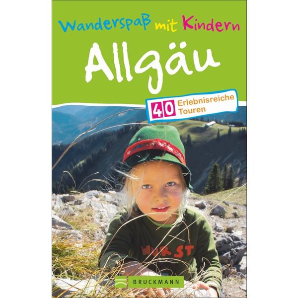WANDERSPAß MIT KINDERN ALLGÄU - Kinderbuch