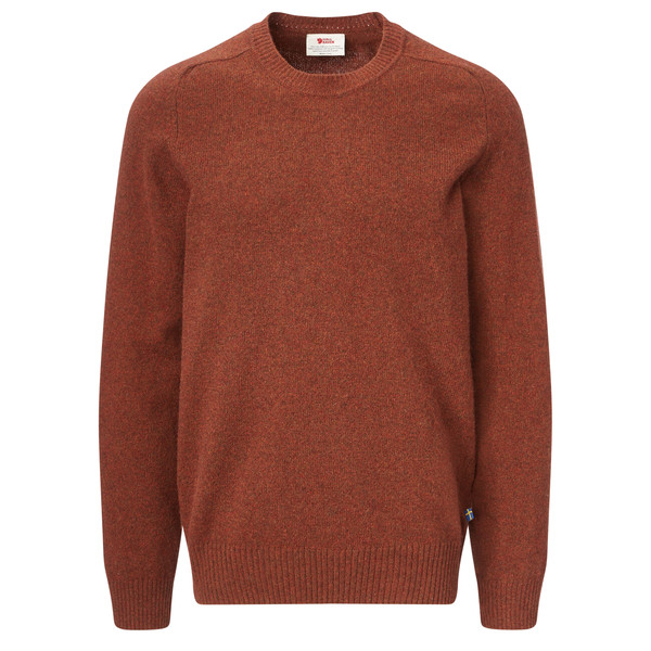 Fjällräven ÖVIK RE WOOL SWEATER M Männer - Wollpullover