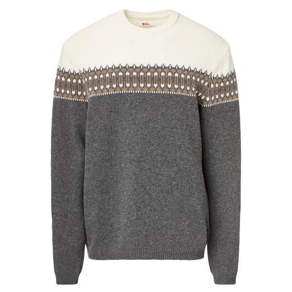 Fjällräven Övik Scandinavian Sweate Männer - Wollpullover