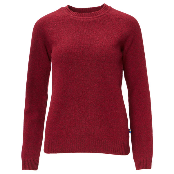 Fjällräven Övik Re-Wool Sweater Frauen - Wollpullover
