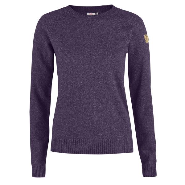 Fjällräven Övik Re-Wool Sweater Frauen - Wollpullover