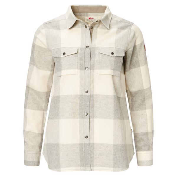 Fjällräven Canada Shirt LS W Frauen - Outdoor Bluse