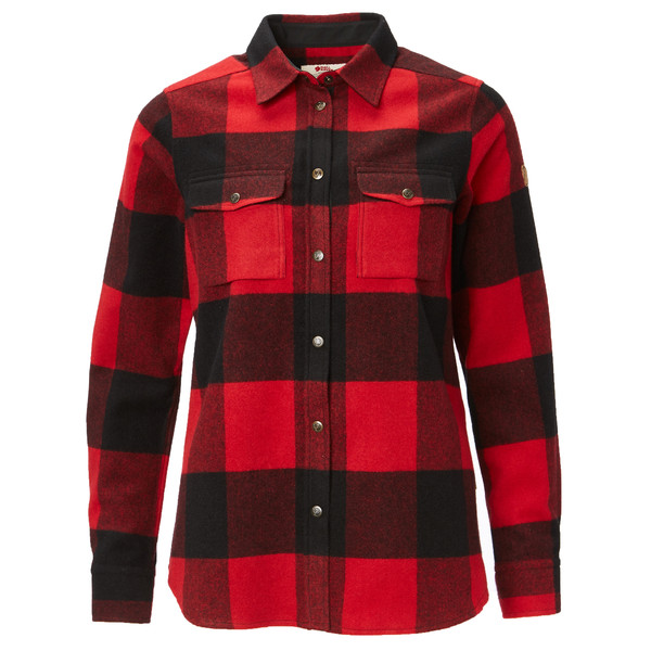 Fjällräven CANADA SHIRT W Frauen - Outdoor Bluse