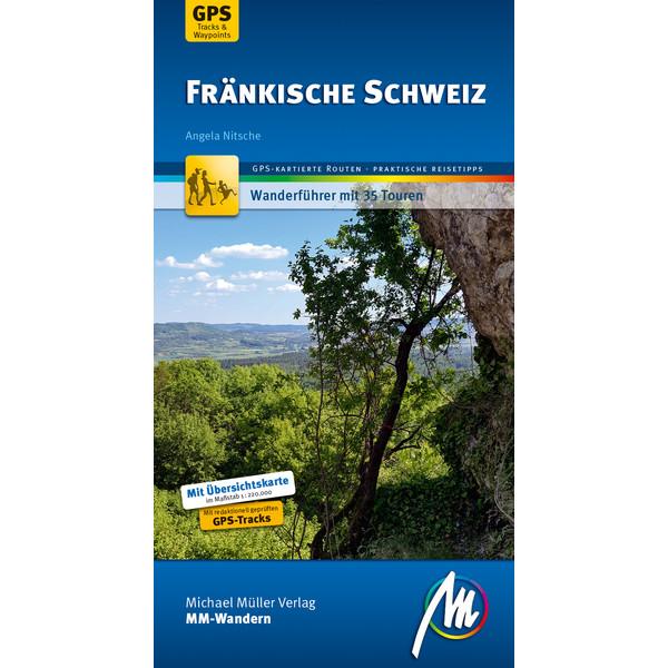 MMV WANDERFÜHRER FRÄNKISCHE SCHWEIZ - Wanderführer